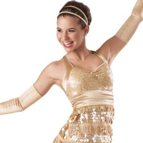 Weissman That's Entertainment Dance Costume